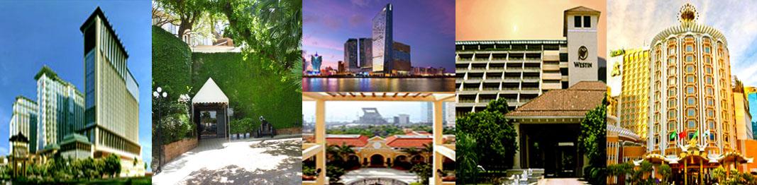 去澳門酒店訂房住宿自助餐來回香港澳門船飛優惠套票 macau hotel buffet package