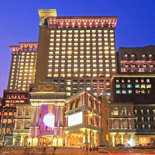 澳門十六浦索菲特大酒店sofitel macau ponte 16 hotel buffet package訂房住宿自助餐連來回香港澳門turbojet噴射飛航船票套票
